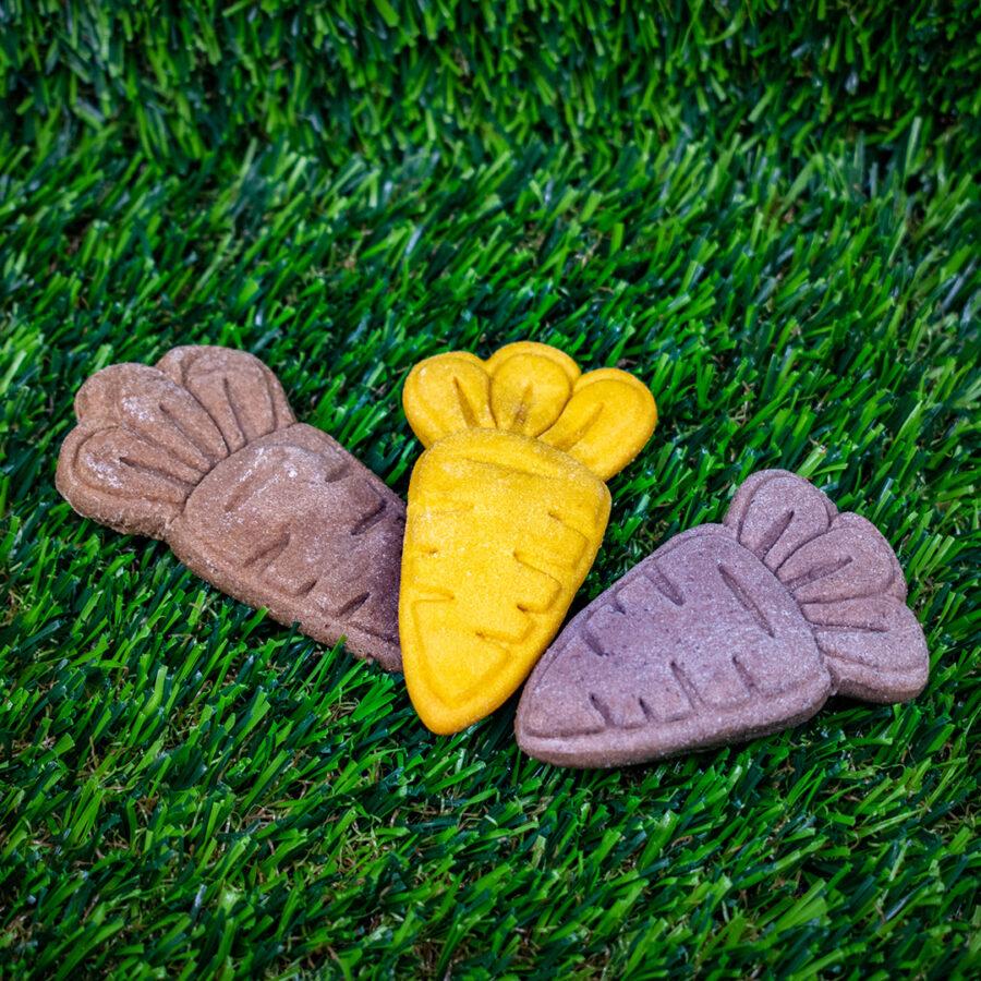 Puptisserie Carrot Cookies