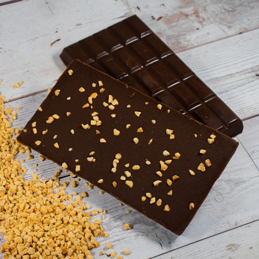 Puptisserie Peanut Chippie Dog Chocolate Block